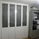 armario abatible blanco