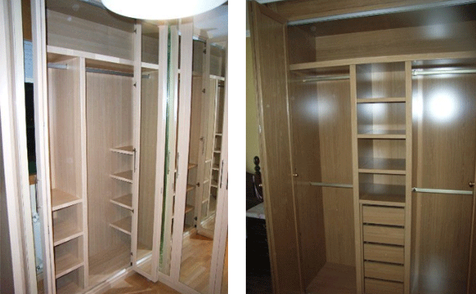 Es importante gestionar de la manera más eficiente el interior de los armarios