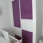 violeta blanco