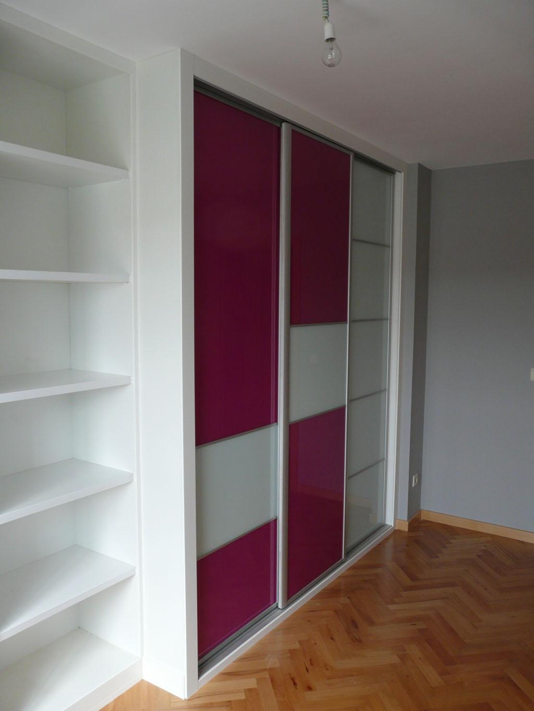 Lacobel blanco y rosa
