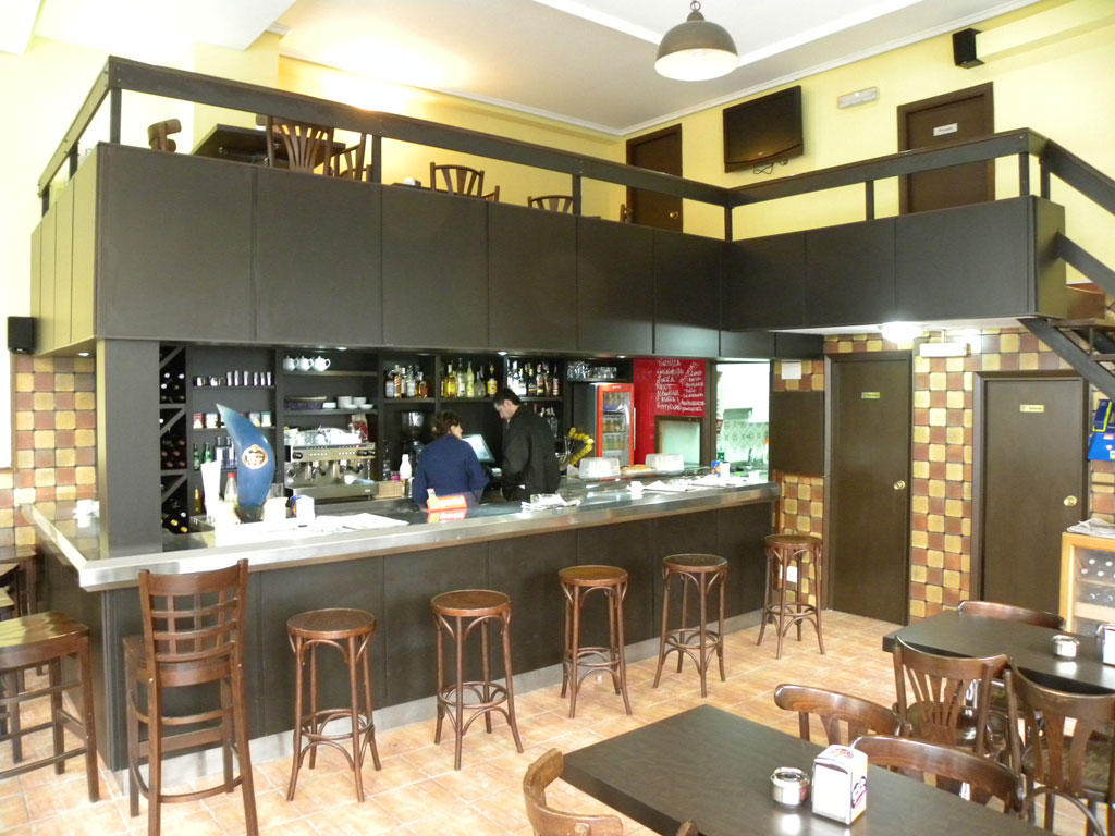 Cafetería wengue